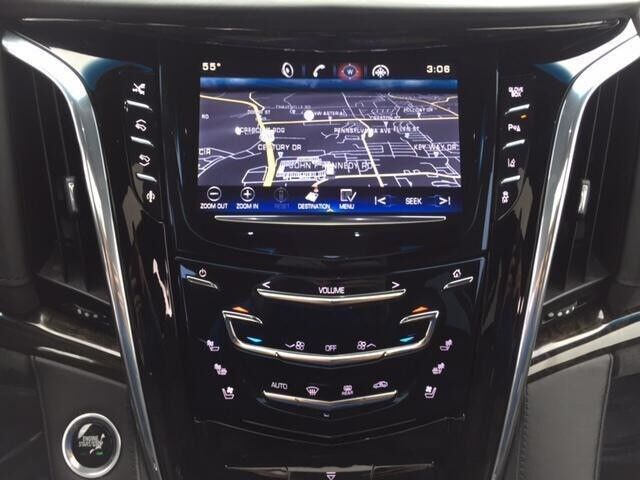 13-16 Cadillac Cue Navigation Radio ATS CTS SRX XTS Escalade 23232915