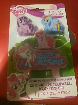 Precut My Little Pony Rarity 12 Comestible Cupcake Toppers gâteau d/'anniversaire décorations