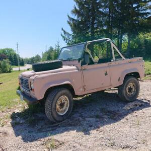 1986 Land Rover 90 Defender (SALLDVAC8AA261035)