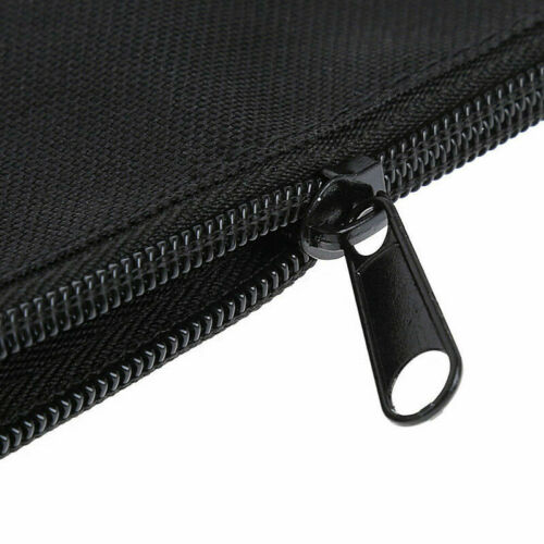 2 Pcs Zipper Tool Bag Pouch Organize Storage Small Tool Plumber Electrician Case