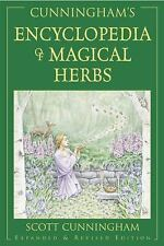 Cunningham's Encyclopedia of Magical Herbs 1 by Scott Cunningham (2000,...