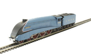 """164 Hornby R3285TTS Class A4 4-6-2 4469 """"Gadwall"""" with TTS Sound DCC Fitted. New"""