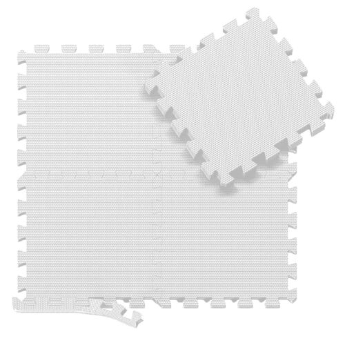 31cm X31 cm Eva Foam Mat Soft Floor Tiles Interlocking Play Kids Baby Mats Gym