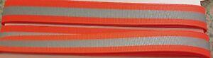 Reflective-Glo-Grosgrain-Ribbon-Neon-Orange-7-8-034-wide-10-yards