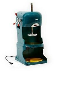 electric hawaiian shaver machine