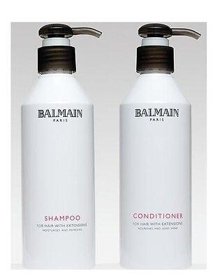 Balmain Shampoo & Conditioner Hair Extensions Care