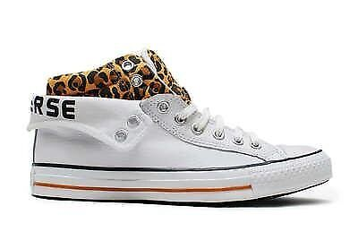 Unisex Converse - Chuck Taylor Padded Collar PC 2 Mid Trainers - 131257C - White