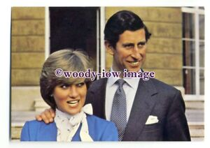 Image Is Loading Pq0040 Princess Diana Amp Prince Charles After Engagement