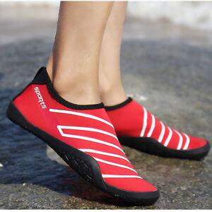 ceecdd4cab60 Men Quick-Dry Water Shoes Barefoot Aqua Socks Yoga Beach Swim Pool ...