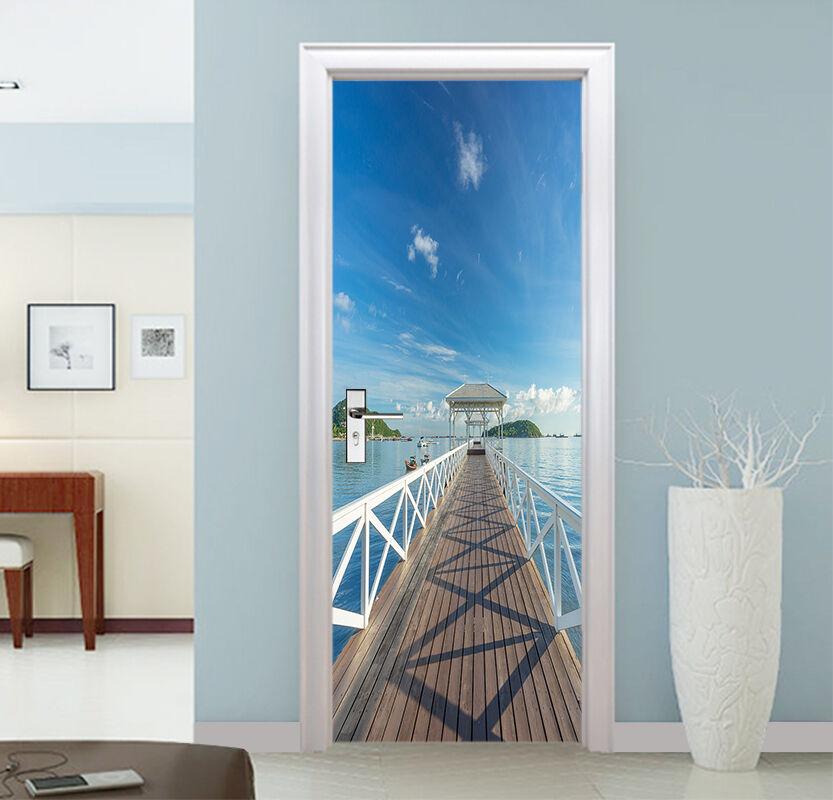 3D Pavillon 96 Tür Wandmalerei Wandaufkleber Aufkleber AJ WALLPAPER DE Kyra | Garantiere Qualität und Quantität  | Online-verkauf  | Konzentrieren Sie sich auf das Babyleben