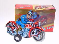"GSMOTO  ""MEKANIK TRAFIK POLISI"" NEKUR , POLICE MOTORCYCLE ,16cm, NEU/NEW/NEUF  !"