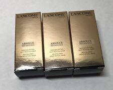 3 * 5ml Lancome Absolue Precious Cells Revitalizing Night Ritual Mask Sample NIB