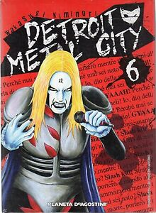PLANETA DEAGOSTINI DETROIT METAL CITY VOLUME 6