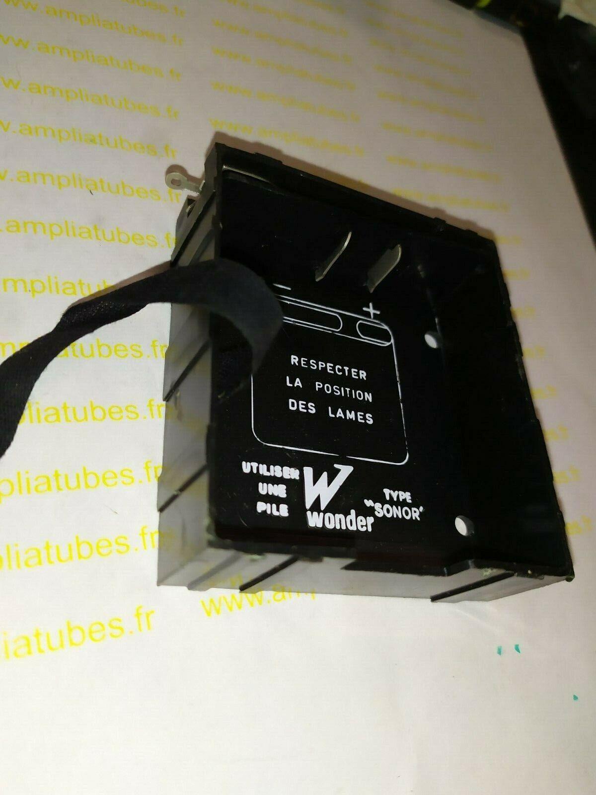 4.5v battery box support block coupler 1 battery rolf 9/h2