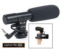 Pro Mini Condenser Microphone For Sony Hdr-cx160