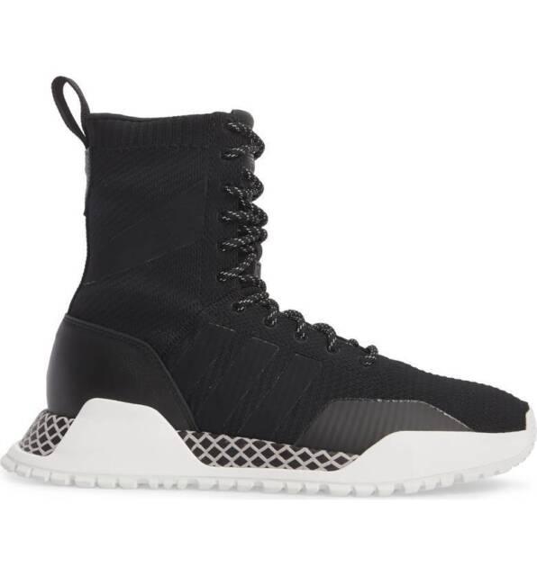 super popular 083dc 71b78 Adidas Mens F1.3 PRIMEKNIT BOOTS Shoes Core BlackVintage White BY9781 b