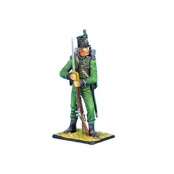 FIRST LEGION NAP0287 British 95th Rifles Standing Fixing Bayonet, Diecast Metal