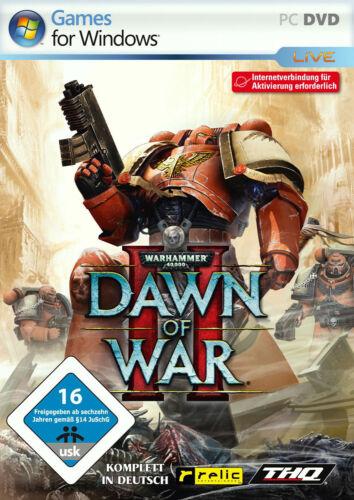 1 von 1 - Warhammer 40000: Dawn of War 2 II für PC |NEUWARE| dt.