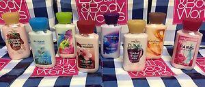 New-Bath-amp-Body-Works-Body-Lotion-3-Fl-OZ-88-ML-You-Choose-scent-travel-size
