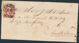 Netherland-Sc-2-very-nice-old-COVER-FVF