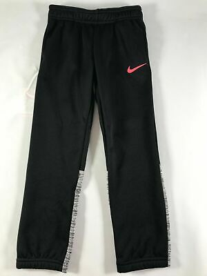 Nike Girls Therma-Fit Athletic Pants Black//Grey//Pink 36A209-023
