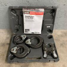 Ridgid Xl C Rings Kit Standard Series Pro Press 20483 2 12 4