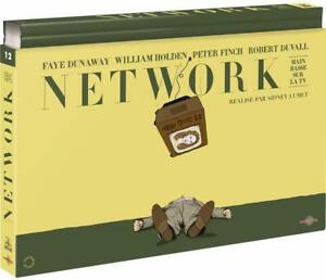 NETWORK-COFFRET-ULTRA-COLLECTOR-BLU-RAY-LIVRET-NEUF-SOUS-CELLOPHANE