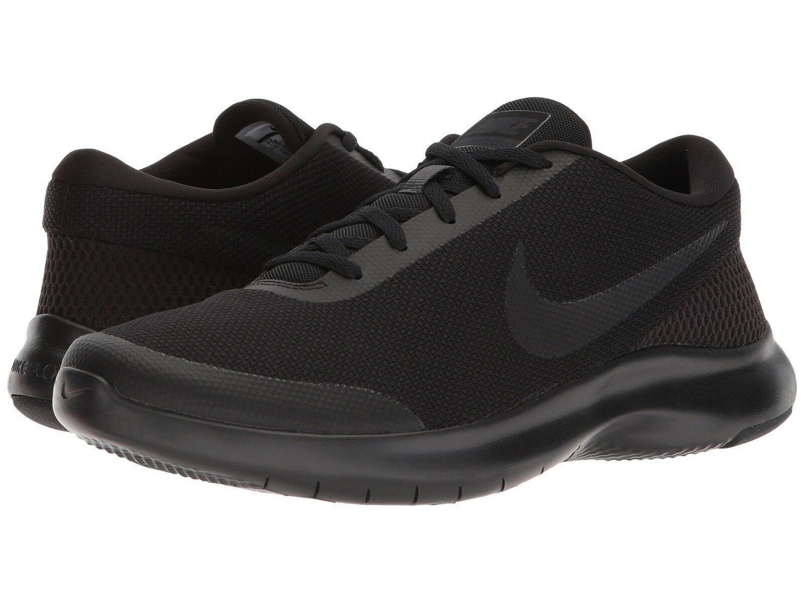 Nike Men's Flex Experience RN 7 4E Running shoes AA7405 002 Black Black