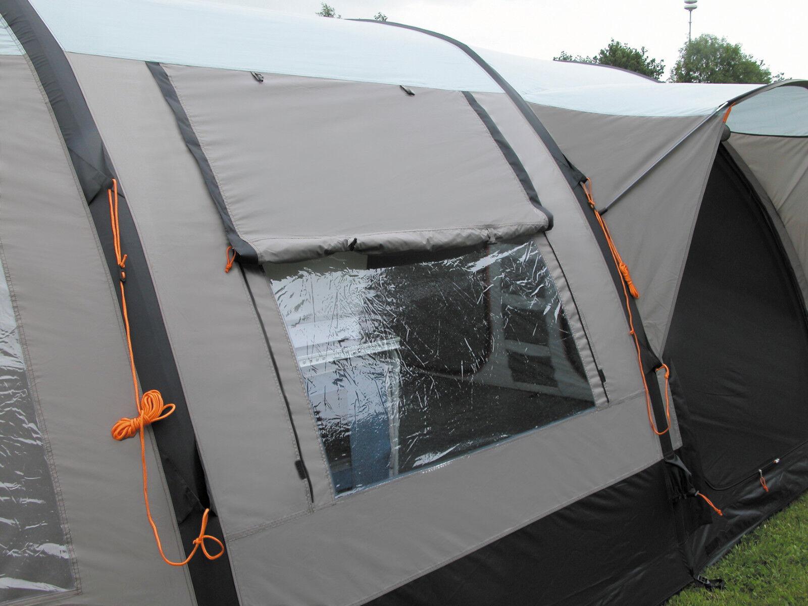 Zelt 5 Perso. Bergamo Bergamo Bergamo Familienzelt Zelt Luftzelt Tunnelzelt Aufblasbar  | Bekannt für seine schöne Qualität  d30204