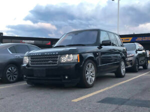 2010 RANGE ROVER LUXURY $8500!!