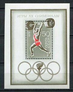 30700-Russia-1972-MNH-Olympic-G-Munich-S-S-Scott-3989