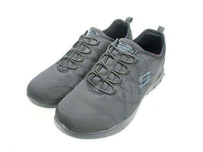 Skechers Slip Resistant Work Black