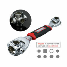 52 In 1 Universal Wrench Adjustable Tools Multi Function Socket Tiger Spanners