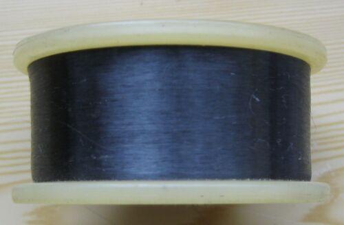 """99.95/% Pure. 0.0031/"""" Tungsten //wolfram wire 0.080 mm * 10m 32/'"""