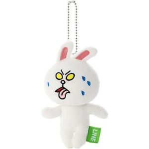 "JAPAN TAKARA TOMY A.R.T.S LINE APP CHARACTERS /""CONY/"" PLUSH DOLL BALL CHAIN 12"