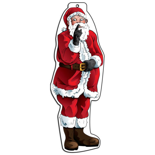 Merry Christmas Secret Santa Claus Banners Decorations Balloons Party Supplies