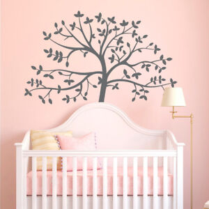 Tree-Wall-Sticker-Tree-Wall-Decal-Decor-Tree-Wall-Sticker-Removable-Vinyl-Wall