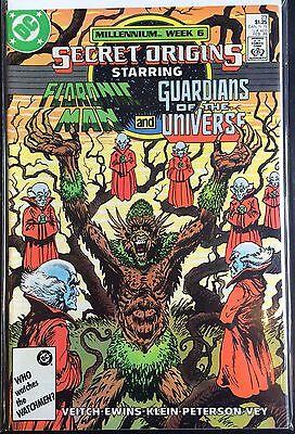 Secret Origins #23 Vf 1st Print Dc Comics Comics