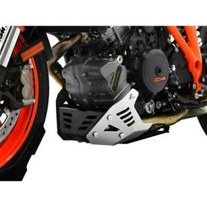 KTM-1290-Super-Duke-R-14-GT-BJ-16-Motorschutz-Unterfahrschutz-Bugspoiler
