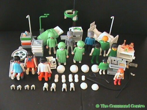 Playmobil Multi-Listing Old OOP /& Classics Figures /& Vehicle Sets Play Mobile