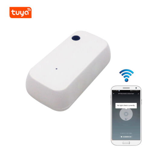 Light Sensor Working with Smart Life App Linkage Intelligence Illumination V2R8