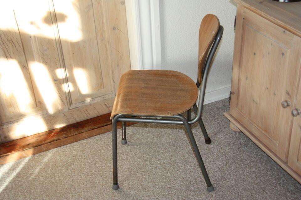 Juniorstol, MH Stålmøbler A/S stol