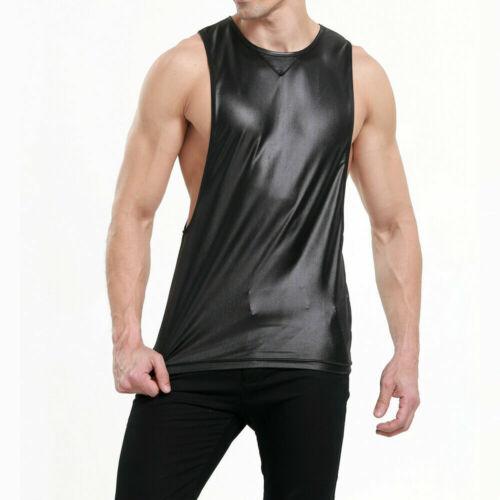 Sleeveless t-shirt white-gray SLASH T-SHIRT  Men/'s Tank Top Vest