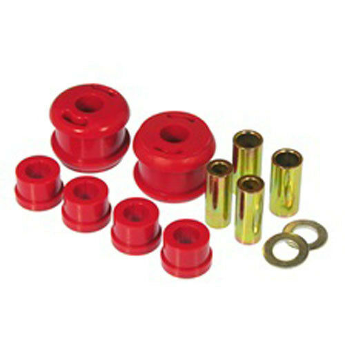 Prothane Front Control Arm Bushing Kit Subaru WRX Red Forester Legacy