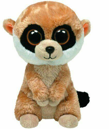 Ty Beanie Boos Rebel The Meerkat For Sale Online Ebay
