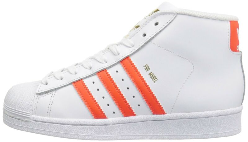 Adidas Pro Model Infants//Toddlers Shoes Running White//Black by4400