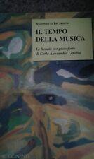 Incardona-TEMPO DELLA MUSICA SONATE PER PIANOFORTE DI CARLO ALESSANDRO LANDINI