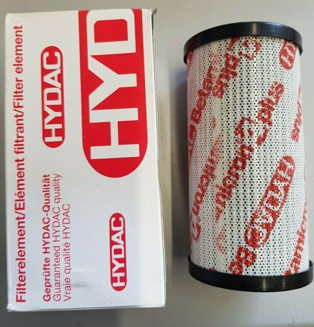 Discontinued By Manufacturer Pressure Hydac 0160 D 010 Bn4hc Hydraulic Filter Element Cartridge 0160d010bn4hc 42 Gpm Maximum Flow Rate 10 Micron Fiberglass Filtration Hydraulic Filtration