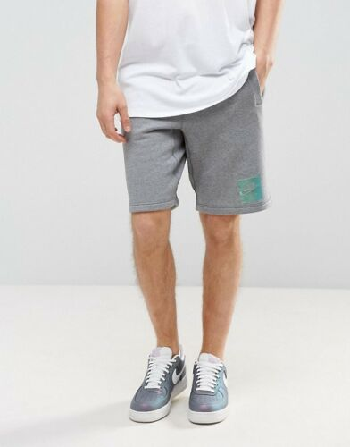 Nike Uomo Pile Grigio Heritage Casual Air Multiuso Nsw Shorts S Nuovo Palestra qA4q7
