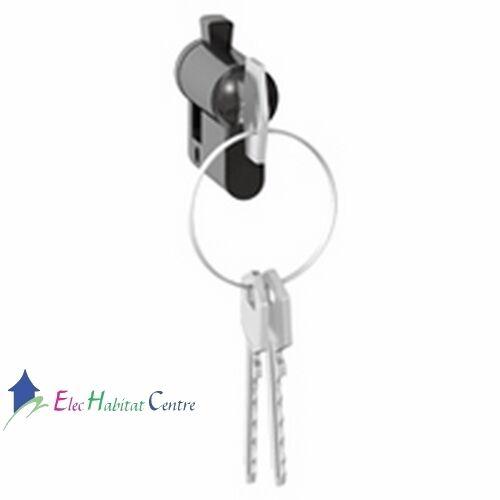 Barillet européen avec 3 clés Legrand 69795